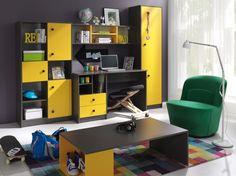Tommy Study Room Decor, Office Desk, Corner Desk, Shelving, Furniture, Home Decor, Kid, Corner Table, Shelves