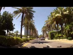 Fort Lauderdale to Miami Beach (A1A Scenic Drive in Timelapse)