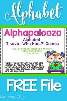 Alphabet FREE file t