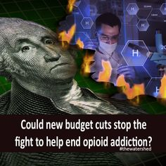 The new Trump budget cut of an estimated $6 billion to the National Institutes of Health (NIH) that was proposed recently could have disastrous results for Scripps Florida and their non-addictive opioid drug research project. #opiates #heroin #drugs #addiction #addict #fight #trump #president