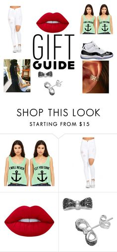 """Bestie"" by xyashanae ❤ liked on Polyvore featuring Lime Crime, Concord and SOPHIE MILLER"