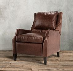 living room chairs (recliners) x2