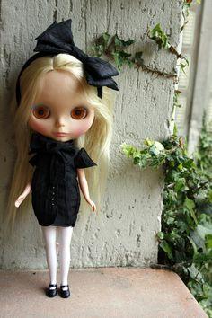 Custom EBL Blythe doll
