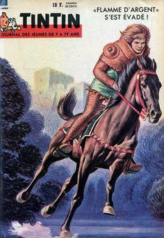 Le Journal de Tintin - Edition Belge - N°  748 - 1961-03 - Jeudi 19 Janvier 1961 - Couverture : Paul Cuvelier