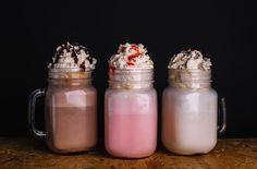 Nutty Protein Milkshake For National Ice Cream Day