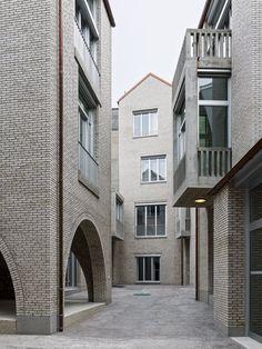 Jazz Campus, Basel, 2013 - BUOL & ZÜND