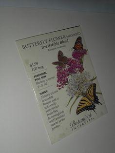 Butterfly Flower Garden *SEEDS
