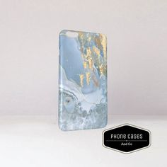 Sea Marble Phone Case. Samsung Phone Case. by PhoneCasesandCo