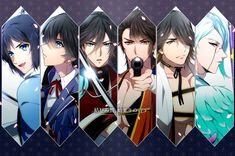 All Anime, Anime Guys, Touken Ranbu Kanesada, Japanese Online, Stage Play, Magic Kaito, Animation Film, Live Action, Cute Boys