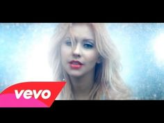 You Lost Me- Christina Aguilera  not huge on the video... but i loooove this song! (and her of course!)