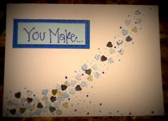 You Make My Heart Soar Card by LifesAcanvas on Etsy, $4.00