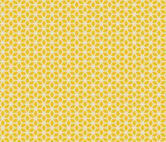 This would make a neat quilt pattern. Retro Summer fabric by stoflab on Spoonflower - custom fabric
