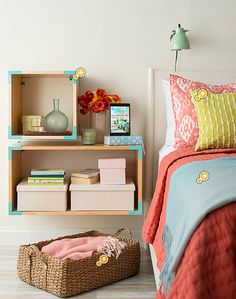 Fast and Fabulous Decorating Projects | Add fresh, vibrant touches to your decor with these simple projects that are easy to master and fun to create.