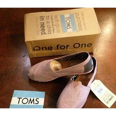 Brand new never worn TOMS sz 7.5. These will arrive in the original box with all paperwork. I normally go down a half size when wearing TOMS. TOMS Shoes Espadrilles