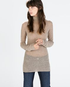 RIBBED SWEATER-Tops-WOMAN-SALE AW.14 | ZARA United States