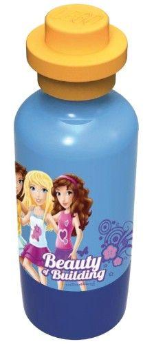 LEGO Friends Trinkflasche  blau  http://www.meinspielzeug24.de/lego-friends-trinkflasche-blau  #LegoFriends, #Mädchen #Geschirr