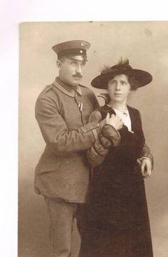 WWI-Photo-No-027-wife