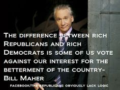 "And that IS the difference. Democratic philosophy is about ""US"".....Republican philosophy is about ""ME""."
