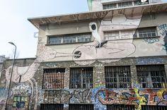"Street Art Leoncavallo - ""Milan Street Art"" by @crowdedplanet"
