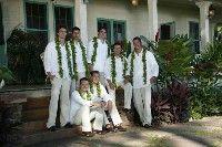 Beach Wedding Attire for Groomsmen Groomsmen Looks, Groomsmen Outfits, Groom And Groomsmen Attire, Kauai Wedding, Blue Wedding, Beach Wedding Groom Attire, Bright Wedding Colors, Groom Style, Maui
