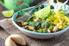 Vegan Miso Ramen Bowl | 25+ Ramen Noodles Recipes | NoBiggie.net