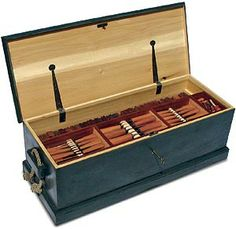 18th century tool chest - Google Search