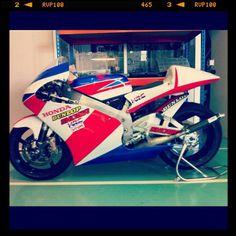 Honda NSR250 GP bike
