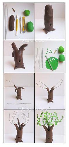 How to make a tree.