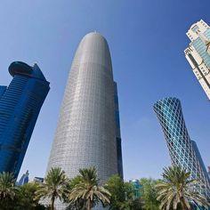 Morning #Doha #Qatar @evansrs