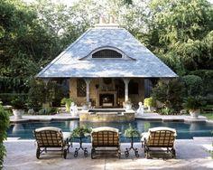 Amazing Patio Pool Lifestyle Design  Creative Yours Outdoor Patio Lifestyle Decor Ideas