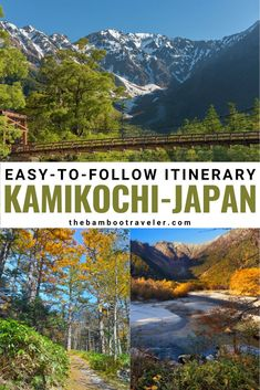 How to spend a day hiking in the Japan Alps | How to spend a day at Kamikochi | Travel tips for taking a day trip from Takayama | Japan travel tips | Japan travel | hiking in Japan | best places to go hiking in Japal Alps | off-the-beaten-path destinations in Japan | vacation ideas | hiking ideas | honeymoon ideas | hidden gems in Japan | backpacking ideas | solo travel ideas | places to visit in Japan | best places in Japan | where to go in Japan #Japan #travel #vacationideas