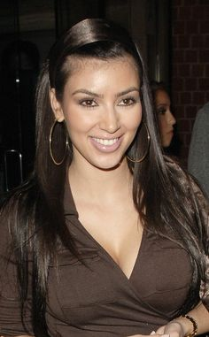 Young Kim Kardashian, Kim Kardashian Before, Kardashian Beauty, Kardashian Photos, Kardashian Style, Kardashian Jenner, Femmes Les Plus Sexy, Beauty Full Girl, Celebs