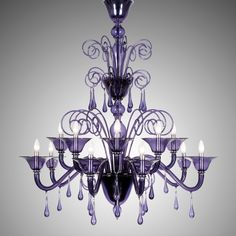 Image detail for -Istanbul - Murano Glass Lighting Chandeliers