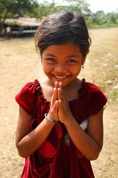 Cambodian Girl, Battambang by Ellie Goddard - Photo 59142226 / Kids Around The World, People Around The World, Precious Children, Beautiful Children, Smile Face, Make You Smile, Beautiful Smile, Beautiful People, Smiling People