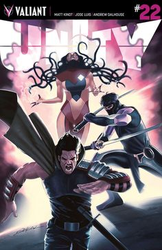 """Preview: Unity #22,   Unity #22 (""""The War-Monger"""" – FINALE) Story: Matt Kindt Art: José Luis Covers: José Luis & Jeff Dekal Publisher: Valiant Comics Publi...,  #All-Comic #All-ComicPreviews #Comics #JeffDekal #JoseLuis #MattKindt #previews #Unity #ValiantComics"""