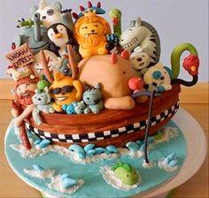 Noah cake~