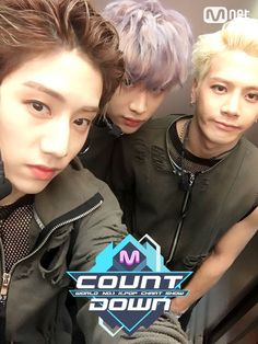 Mark, BamBam, and Jackson, AmeriThaiKong