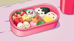 Freirito Geek: Otaku food for your eyes - Anime food - Bento Ideas Anime Gifs, Anime W, I Love Anime, Kawaii Anime, Aesthetic Japan, Aesthetic Anime, Totoro, Otaku, Anime Bento