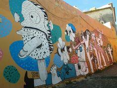 En Beco do Maldonado (Lisboa, Portugal)