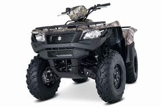 New 2017 Suzuki KINGQUAD 750AXI CAMO ATVs For Sale in Oklahoma. In 1983, Suzuki introduced the world's first 4-wheel ATV. Today, Suzuki ATVs are everywhere. From the most remote areas to the most everyday tasks, you'll find the KingQuad powering a rider onward. Across the board, our KingQuad lineup is a dominating group of ATVs. Taking advantage of Suzuki's three-decades-plus experience with four-wheelers, the 2017 Suzuki KingQuad 750AXi is designed for phenomenal performance on the trail or…