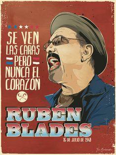 Funny Spanish Memes, Spanish Humor, Latin Artists, Music Artists, Salsa Musica, Puerto Rican Music, Ruben Blades, Puerto Rico History, Puerto Rican Culture