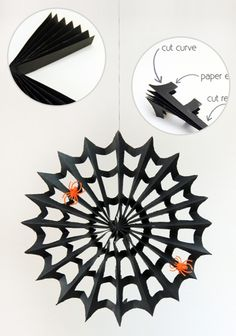 Diy halloween decorations how to make halloween crafts bat poppers pumpkin poms poms and more duration. Hooplakidz how to diy crafts play doh videos 287 268 views. Turn orange tissue paper balls into proper halloween pumpkins that can line your . Diy Halloween Party, Diy Halloween Decorations, Holidays Halloween, Halloween Kids, Halloween Spider, Halloween Paper Crafts, Halloween Printable, Halloween Costumes, Diy Spider Decorations