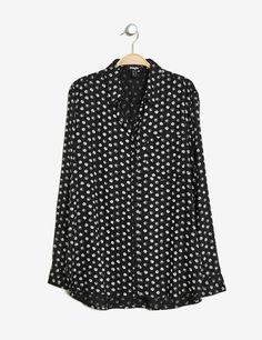 chemise imprimé tête de mort noire - http://www.jennyfer.com/fr-fr/vetements/chemises/chemise-imprime-tete-de-mort-noire-10012942009.html