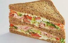 Recetas saludables de sandwiches o emparedados