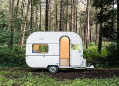Adorable #dojowheel camper combines Bedouin freedom with Japanese minimalism