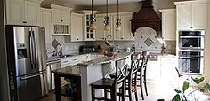 Beautiful updated traditional kitchen @Angie's List