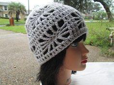 Crochet Mesh Beanie   1000+ images about ♡ Crochet Mesh Hats ♡ on Pinterest   Mesh Cap ...