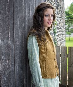 Ravelry: Hikers Waistcoat pattern by The Fibre Company  free pattern