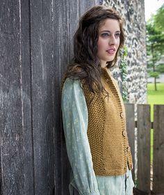 Ravelry: Hiker's Waistcoat pattern by The Fibre Company