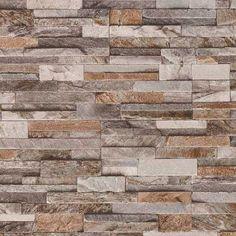 Papel pintado imitación pared de piedra PDW94210610 imágenes